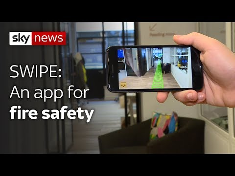 Swipe | An app to help save lives & the ASMR boom