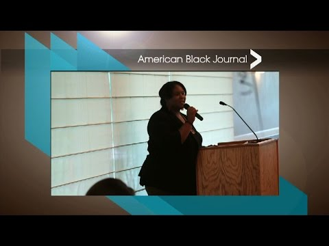 Kia Sweeney: American Graduate Champion   American Black Journal Clip