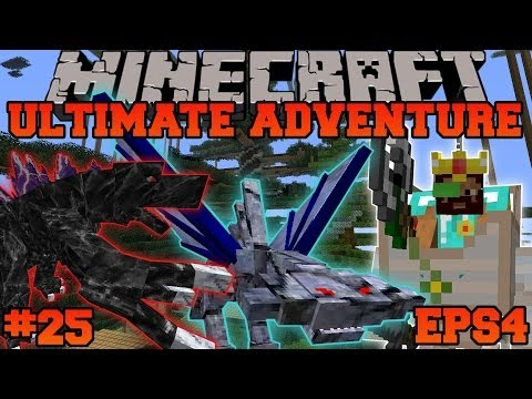 Minecraft: Ultimate Adventure - TALKING ANIMALS! - EPS4 Ep. 25 - Let's Play Modded Survival