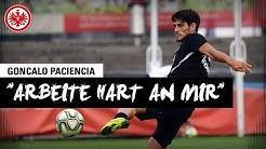 Goncalo Paciencia im EintrachtTV-Exklusivinterview