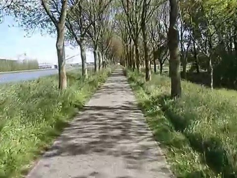 Amsterdam-Rhine Canal Cycle Route