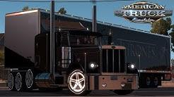 American Truck Simulator:  Game of Thrones Pete 389 - Orlando to Jacksonville FL