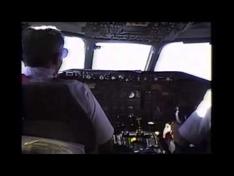 Flight Deck Action: DC-8