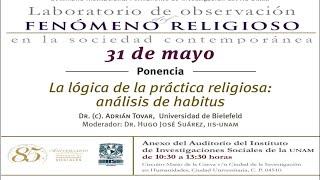 La lógica de la práctica religiosa: análisis de habitus
