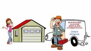 Garage Door Repair Carlsbad Ca Call Now 760-203-3737