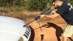 50 BMG Vs Running Car