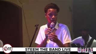 S.T.E.E.M. The Band Launch
