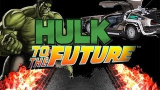 Hulk to the FUTURE! (GTA 4 Mods)