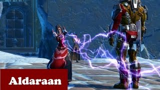 SWTOR Sith Inquisitor Light side Story - Act 1 - Nomar Organa