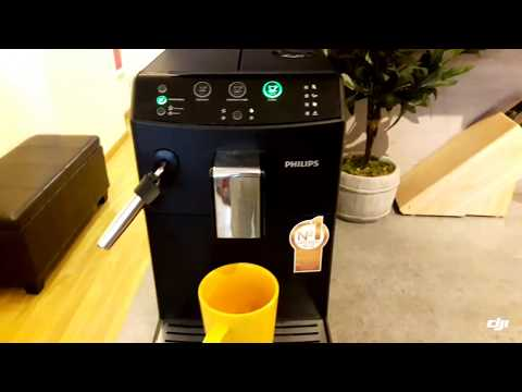 How To Operate Philips Coffee Machine