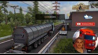 Euro Truck Simulator 2 (1.33)   Swedish Islands Map v0.93 + DLC's & Mods https://forum.scssoft.com/viewtopic.php?f=32&t=264145  Support me please thanks Support me economically at the mail vanelli.isabella@gmail.com  company logo & Trailers logo v2.7 http