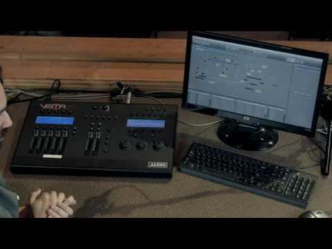 Jands Vista Lighting Training Video 2