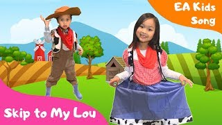 Skip to My Lou - EA Kids Song | Nursery Rhymes & Children Songs With Lyrics
