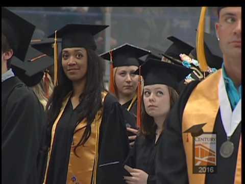 Century College Graduation 2016