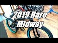 2019 Haro Midway REVIEW (complete BMX bike)