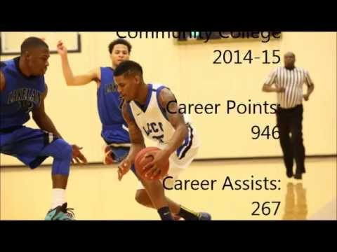 Brandon Lawler Lorain County Community College Mens Basketball 2014-15