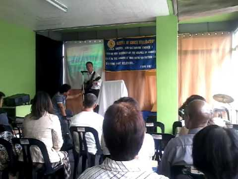 Preaching in the Summer Capital of the Philippines Baguio City - Sept. 18,2016