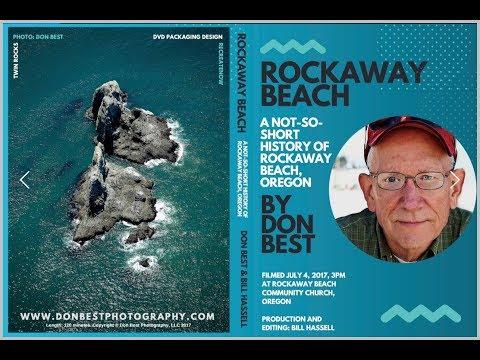 History of Rockaway Beach
