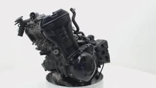 Used Engine Kawasaki Z 1000 2010-2013 +ABS Z1000 ZR1000D-E 2012-02  108699