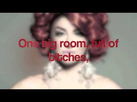Neon Hitch - Gucci Gucci (Kreayshawn Cover) [Lyrics]