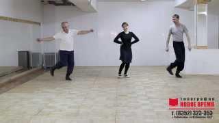 Первый самоучитель по чувашским танцам