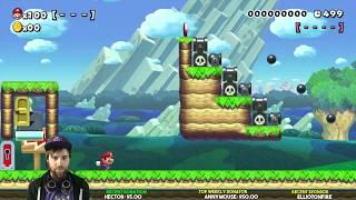 VIDYA GAEMS LIVE (Super Mario Maker & Dragon Ball FighterZ)