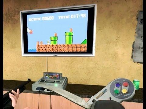 Csgo Playing Some Super Mario At Csoffice Youtube