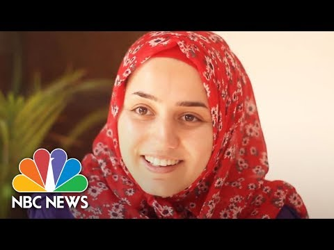 'My Heart Is All Mexican:' Syrians Find Land Of Opportunity In Mexico | NBC News