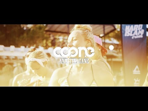 Coone And The Gang - Hard Island 2018 (Official Line-up Trailer)