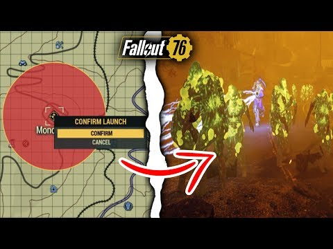 Fallout 76 | What Happens if You Nuke Monongah Town? (Fallout 76 Secrets) thumbnail