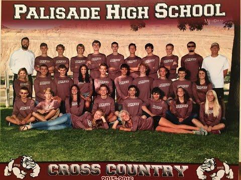 Palisade High School Colorado Cross Country Season 2015