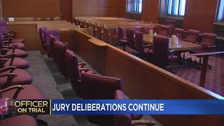 Jury Enters 4th Day Of Deliberations After Impasse Wednesday