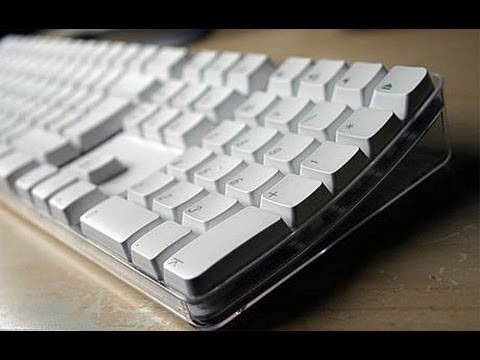 how to clean your wireless apple keyboard using the dishwasher youtube. Black Bedroom Furniture Sets. Home Design Ideas