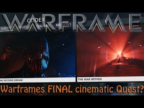 Warframes FINAL cinematic Quest?