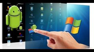 Смотреть видео андроид на пк как установить