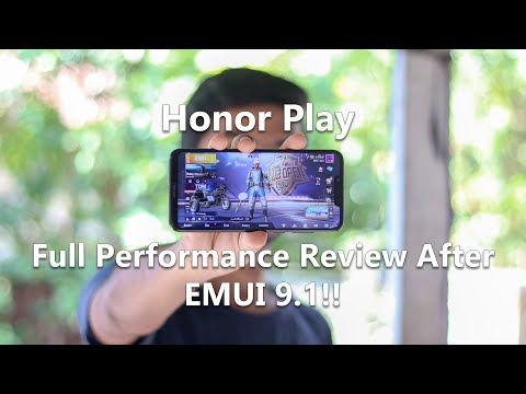 Honor Play Video clips - PhoneArena