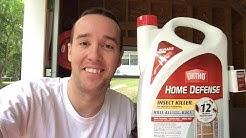 🐜 Ortho DIY Insect Spray 🕷🦂- Stops insects from entering home - Creates Home Defense Barrier