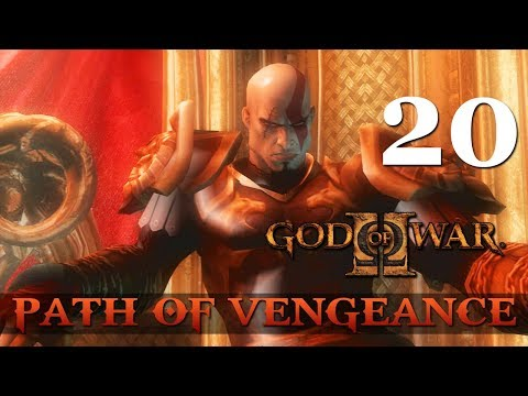 [God of War 2 | 20] Path of Vengeance (Let's Play God of War series w/ GaLm)