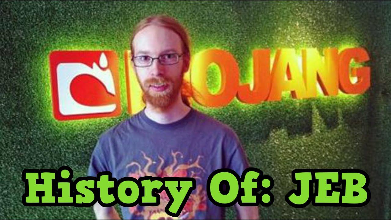 History Of Jeb - Minecraft Lead Developer - YouTube