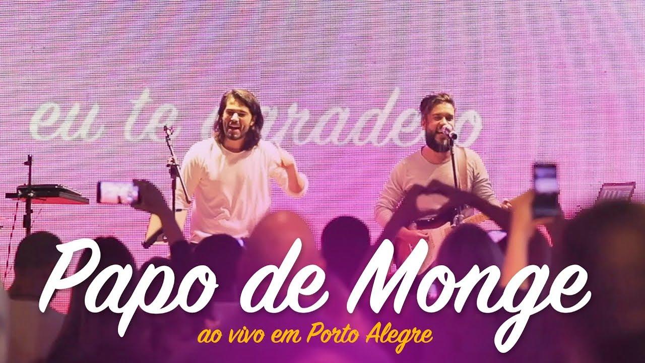 Reverb Poesia - Papo de Monge (ao Vivo em Porto Alegre)