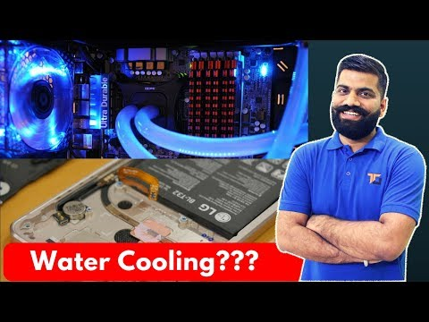 Liquid Cooling in Gaming PCs? Water Cooling in Mobiles? Explained..