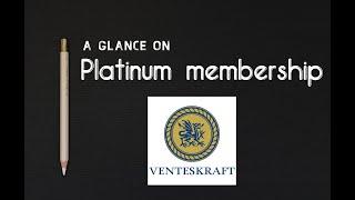 WHAT IS PLATINUM MEMBERSHIP?| STOCK MARKET| VENTESKRAFT GLOBAL