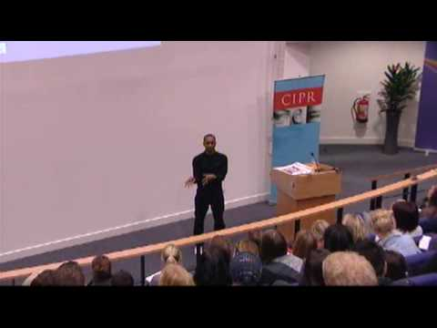 CIPR Guest Lecture Carl Christopher, Sponsorship & Content Manager