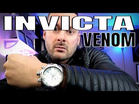 Invicta Watch Review : Invicta Venom Watch