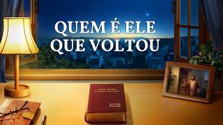 """Filme gospel """"Quem é Ele que voltou"""" completo dublado 2018 (Trailer)"""