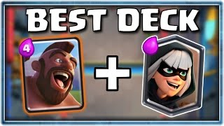the best bandit deck in clash royale hog rider bandit deck   clash royale legendary arena 11