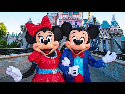 Bernie Slams Disney in Anaheim Speech