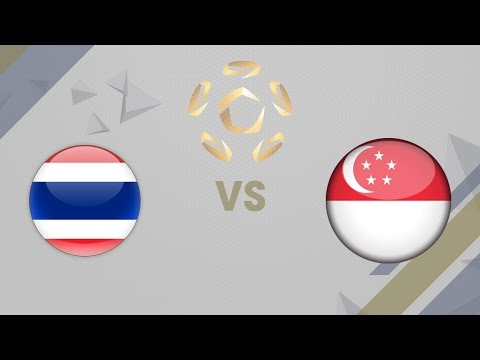 [02.04.2017]  ThailandA vs Singapore [The Intercontinentals 2017]