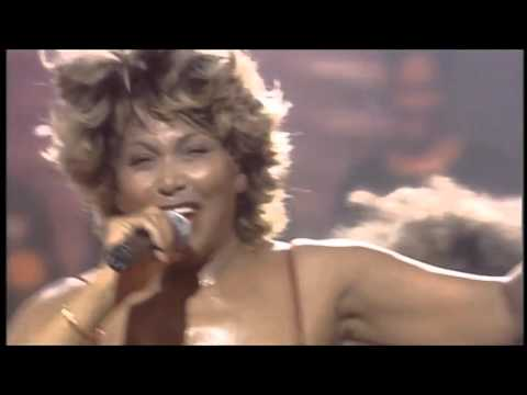 Tina Turner | The Best (Live 1080p)