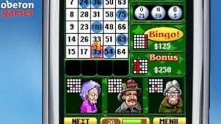 Saints & Sinners Bingo Mobile / Oberon Games